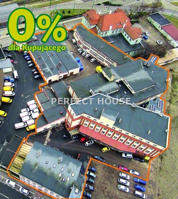 Lokal użytkowy na sprzedaż Poznań, Łazarz, Głogowska  8666m2 Foto 1