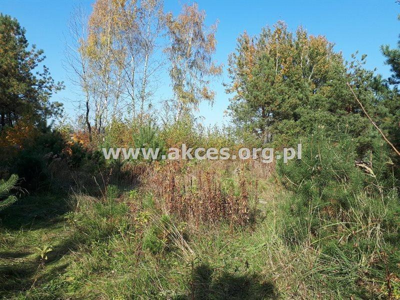 Działka budowlana na sprzedaż Wólka Kozodawska  1669m2 Foto 4