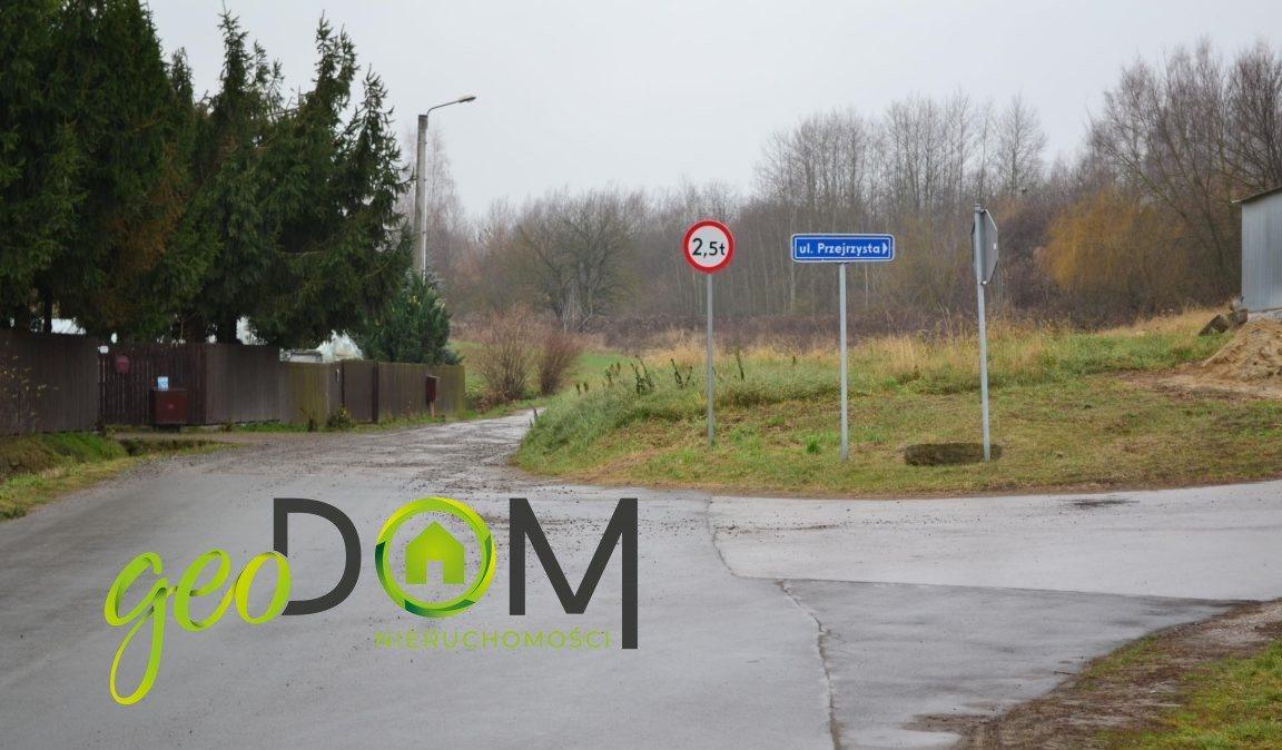 Działka budowlana na sprzedaż Lublin, Sławin, Przejrzysta  1631m2 Foto 7