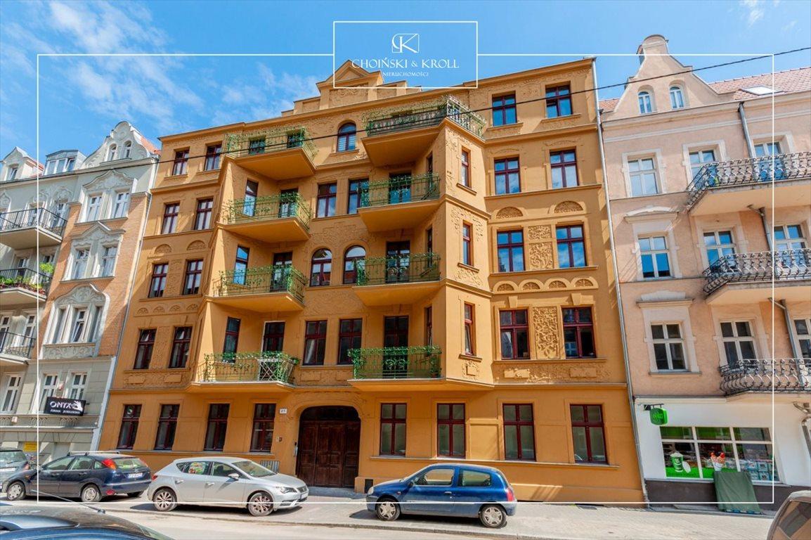 Mieszkanie czteropokojowe  na sprzedaż Poznań, Łazarz, Antoniego Małeckiego  98m2 Foto 2