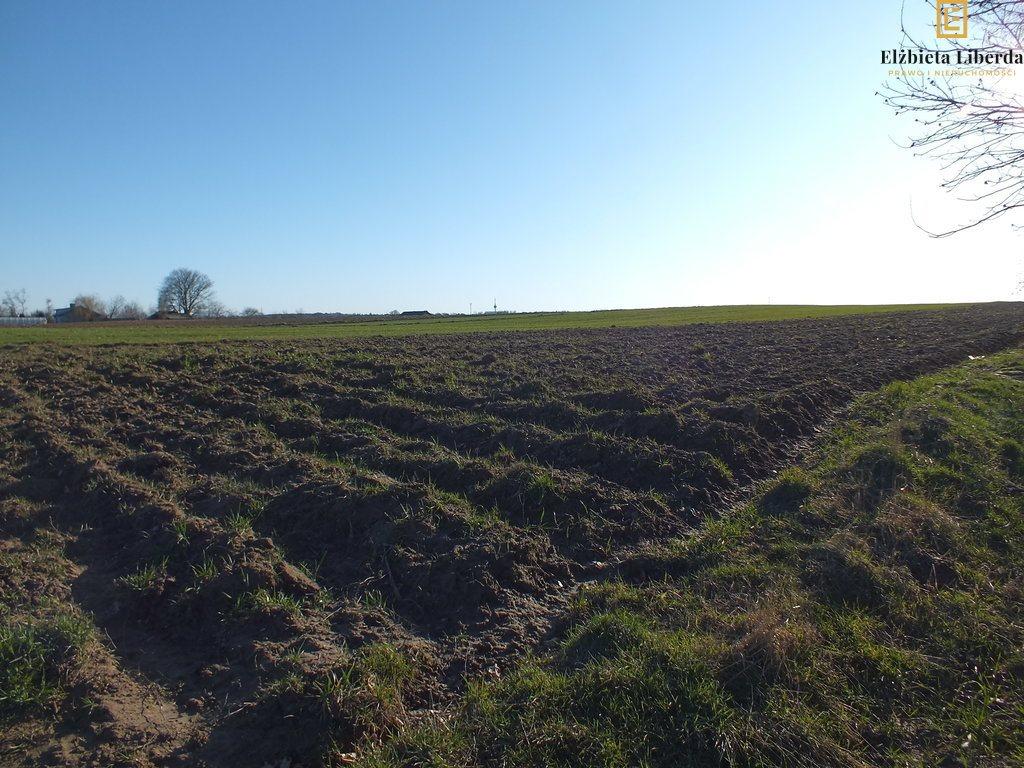 Działka rolna na sprzedaż Uniszowice  7400m2 Foto 1