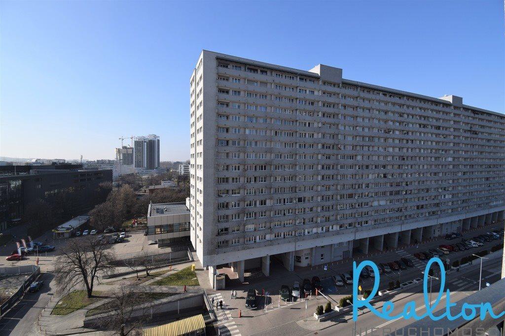 Mieszkanie dwupokojowe na wynajem Katowice, Centrum, al. Wojciecha Korfantego  39m2 Foto 3