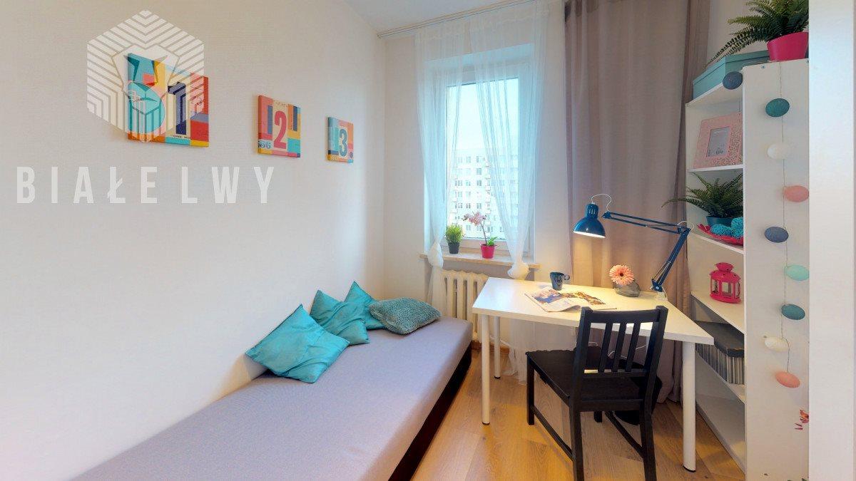 Mieszkanie czteropokojowe  na sprzedaż Warszawa, Praga-Południe Saska Kępa, Międzynarodowa  44m2 Foto 4