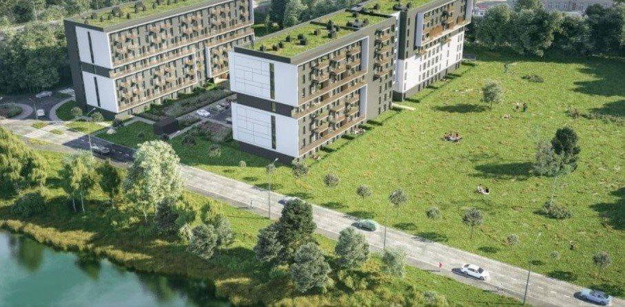 Mieszkanie trzypokojowe na sprzedaż Kraków, Bonarka, Bonarka, Puszkarska  73m2 Foto 3