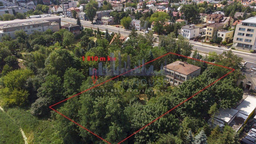 Działka budowlana na sprzedaż Warszawa, Wilanów, Wiertnicza  1810m2 Foto 1