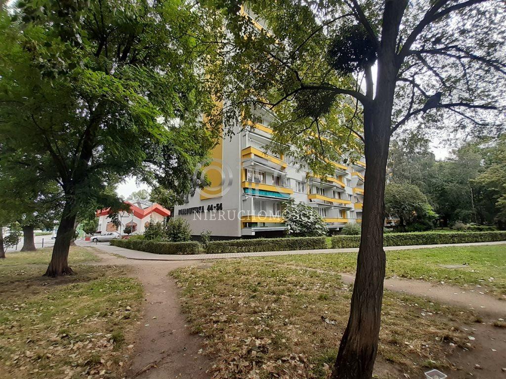 Kawalerka na sprzedaż Wrocław, Fabryczna, Popowice, Białowieska  24m2 Foto 11