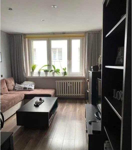 Mieszkanie dwupokojowe na sprzedaż Chorzów, Batory, Strzybnego  48m2 Foto 1