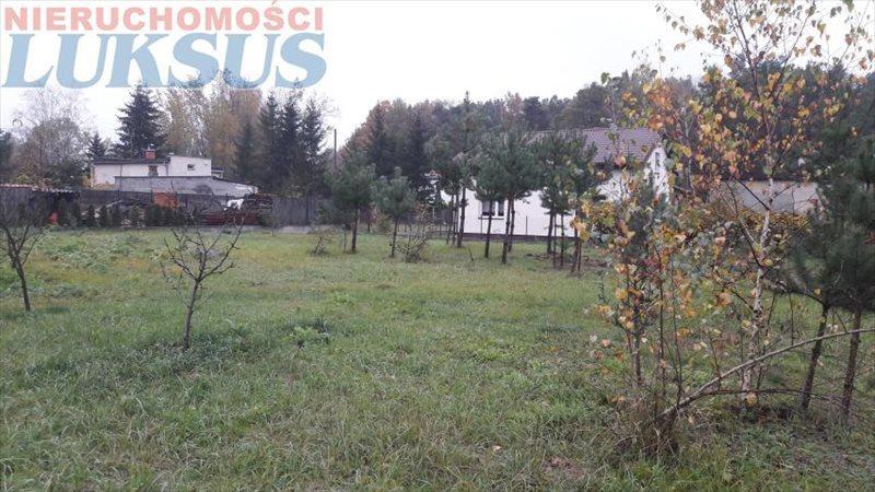 Działka budowlana na sprzedaż Zalesie Górne, Zalesie Górne  1500m2 Foto 1