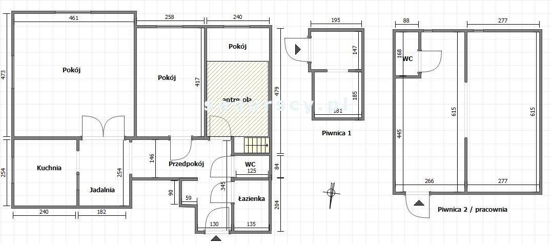 Mieszkanie trzypokojowe na sprzedaż Kraków, Podgórze, Stare Podgórze, Limanowskiego  67m2 Foto 3