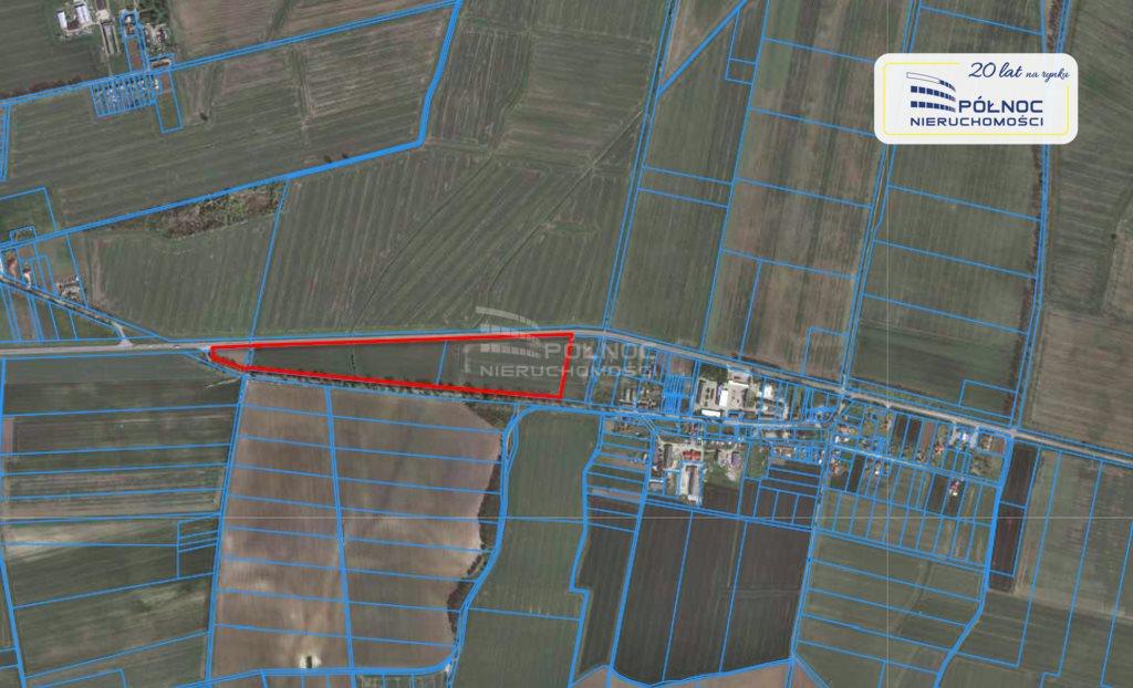 Działka przemysłowo-handlowa na sprzedaż Gnojewo  100000m2 Foto 1