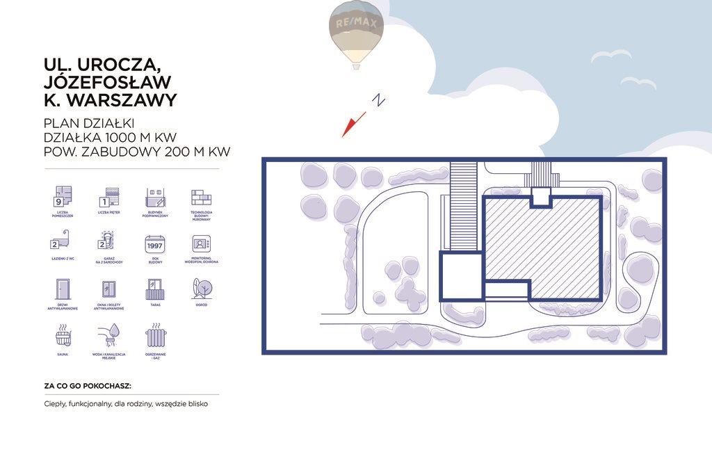 Dom na sprzedaż Józefosław  313m2 Foto 3