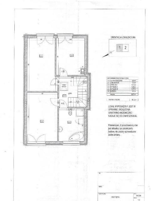 Dom na sprzedaż Głosków, Głosków  130m2 Foto 7