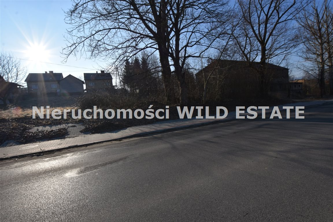 Działka rolna na sprzedaż Lesko  854m2 Foto 3