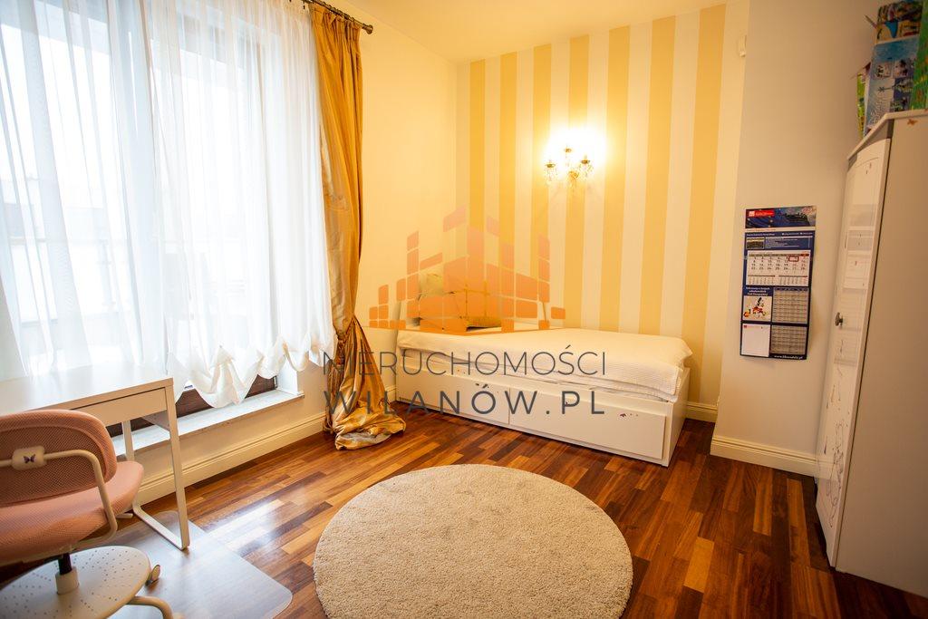 Mieszkanie czteropokojowe  na wynajem Warszawa, Wilanów, Sarmacka  200m2 Foto 8