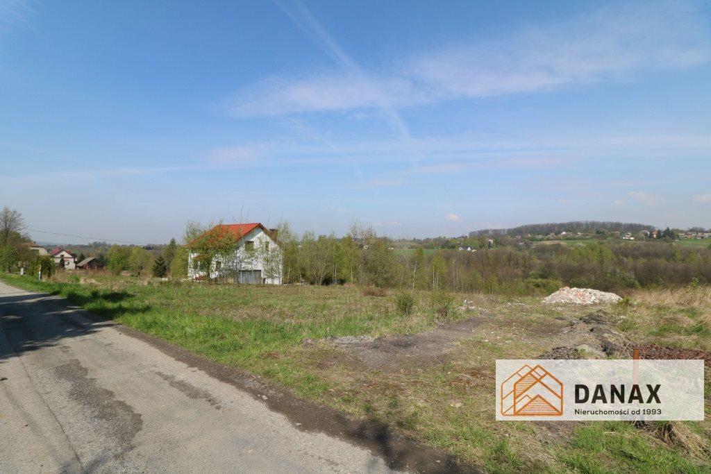 Działka budowlana na sprzedaż Golkowice, Pogórze okolice  875m2 Foto 5