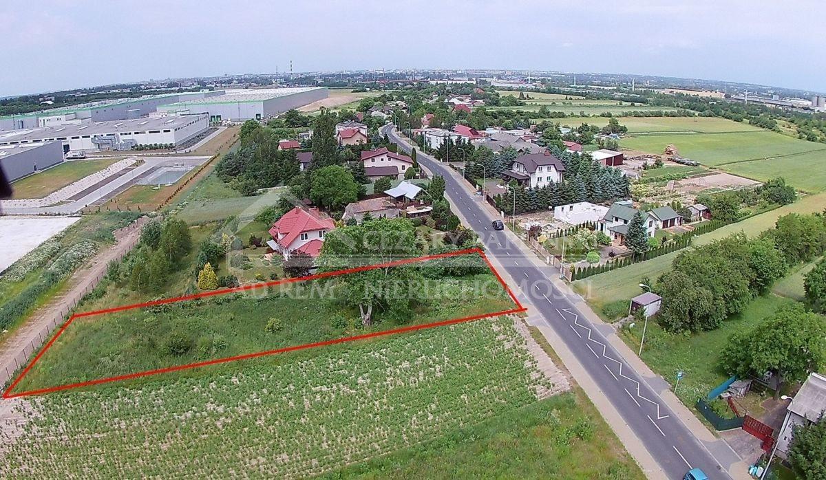 Działka budowlana na sprzedaż Lublin, Zadębie, Rataja  1443m2 Foto 1