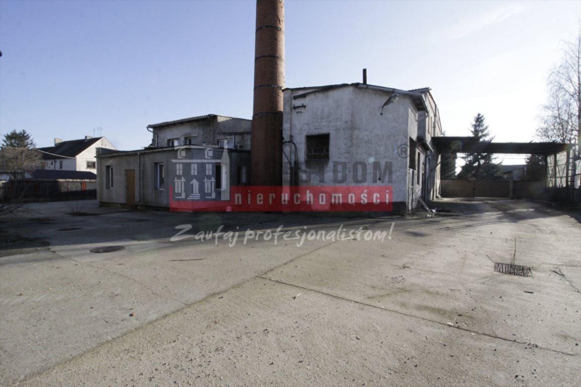 Lokal użytkowy na sprzedaż Gorzów Śląski  860m2 Foto 4