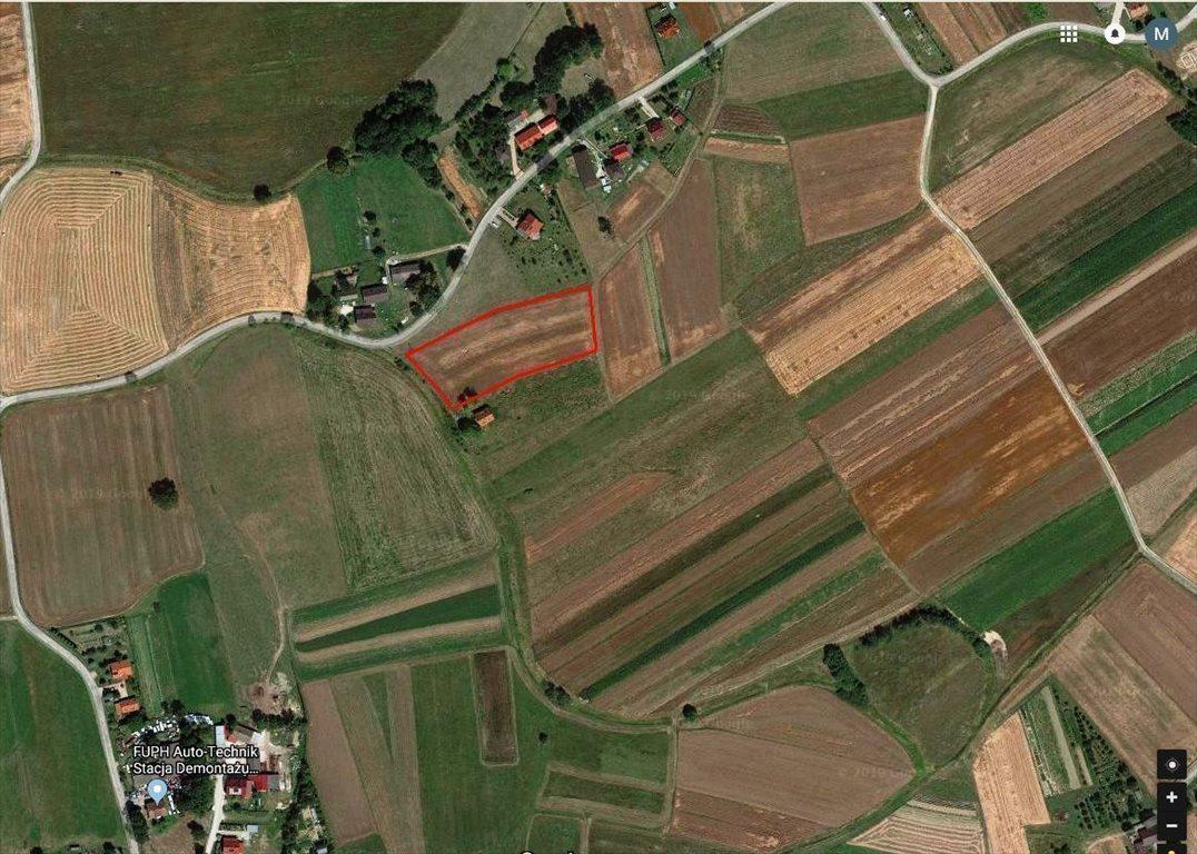 Działka budowlana na sprzedaż Wola Batorska, Dąbrówka  7600m2 Foto 5