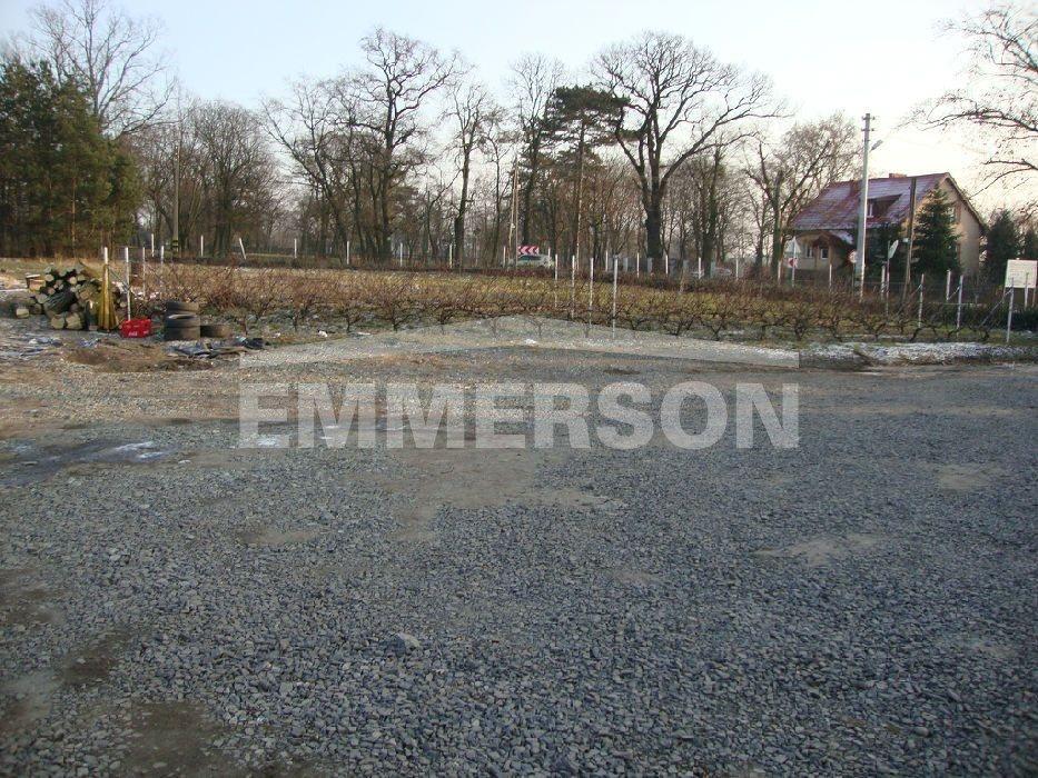 Działka przemysłowo-handlowa na sprzedaż Wisznia Mała, Psary  3500m2 Foto 2
