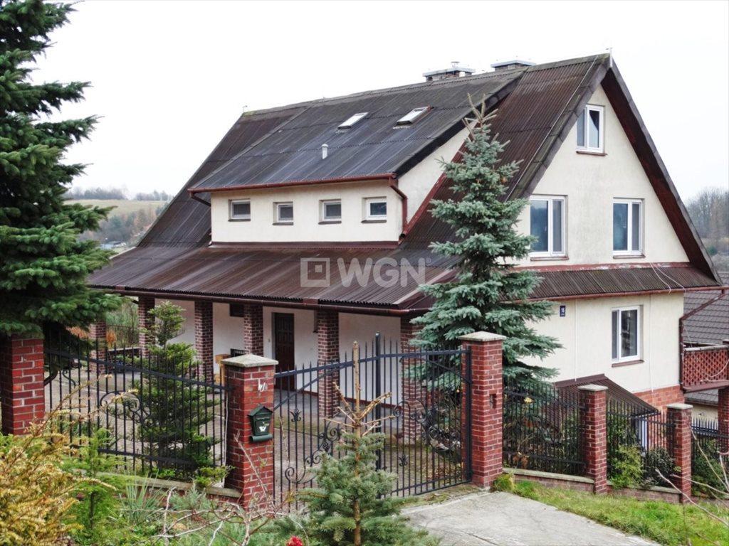 Dom na sprzedaż Krasnobród, Krasnobród  318m2 Foto 1
