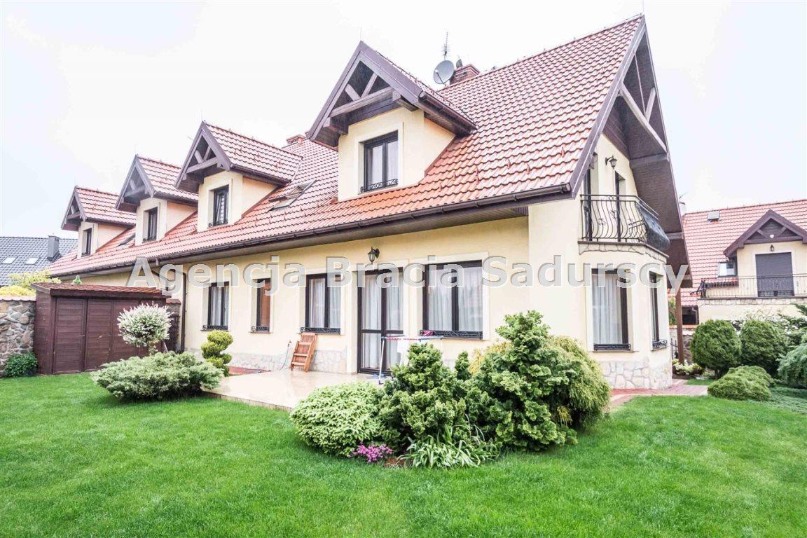 Dom na sprzedaż Bibice, Kwiaty Polne  197m2 Foto 1