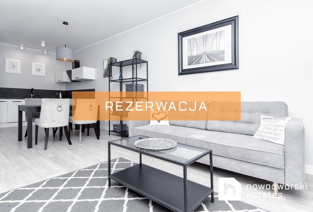 Mieszkanie dwupokojowe na wynajem Poznań, Stare Miasto, Karpia  50m2 Foto 1