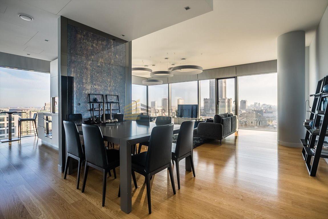 Luksusowe mieszkanie czteropokojowe  na wynajem Warszawa, Śródmieście, Twarda  160m2 Foto 1