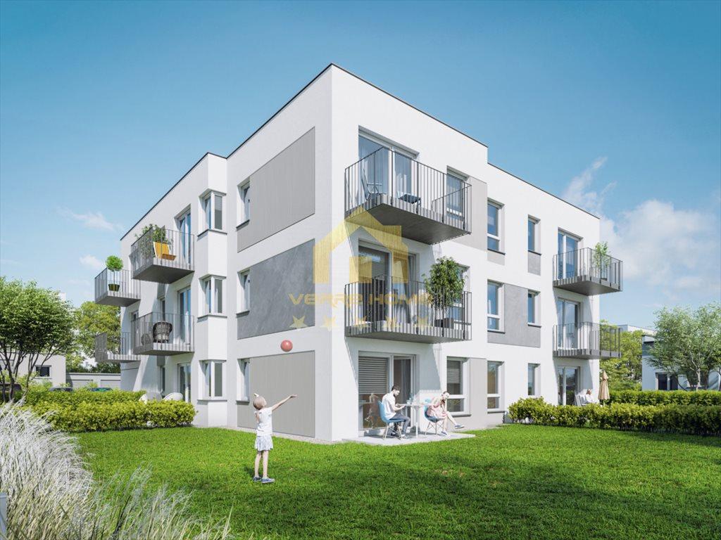 Mieszkanie trzypokojowe na sprzedaż Gdynia, Obłuże, Kuśnierska  61m2 Foto 5