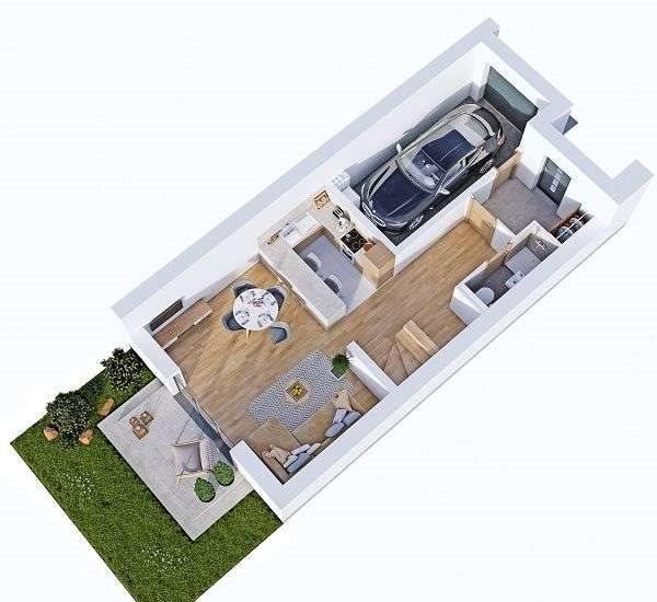 Dom na sprzedaż Rzeszów, Budziwój  122m2 Foto 3