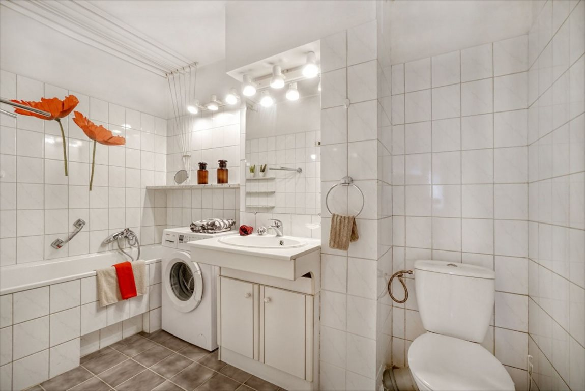 Mieszkanie trzypokojowe na sprzedaż Warszawa, Bielany Marymont, Marymoncka  62m2 Foto 7