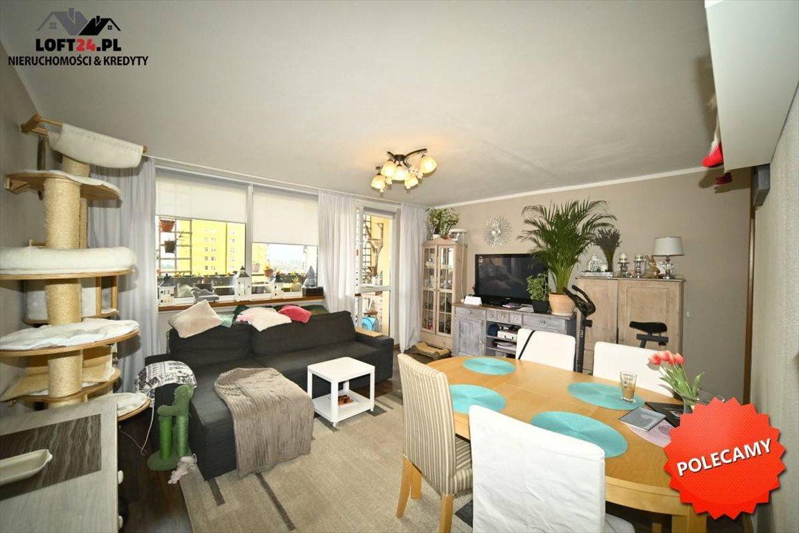 Mieszkanie trzypokojowe na sprzedaż Lubin, Przylesie, Krucza  64m2 Foto 1