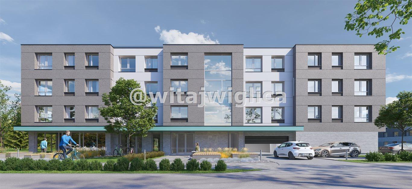 Mieszkanie trzypokojowe na sprzedaż Wrocław, Psie Pole, Sołtysowice, Poprzeczna  57m2 Foto 4