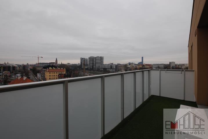 Mieszkanie dwupokojowe na wynajem Wrocław, Stare Miasto  40m2 Foto 8