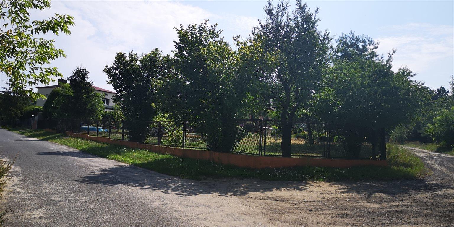 Działka budowlana na sprzedaż Poraj, Górnicza  1031m2 Foto 1
