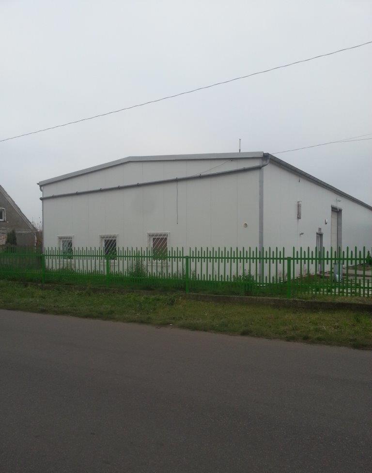 Lokal użytkowy na wynajem Rurzyca, Goleniowska 114  440m2 Foto 4