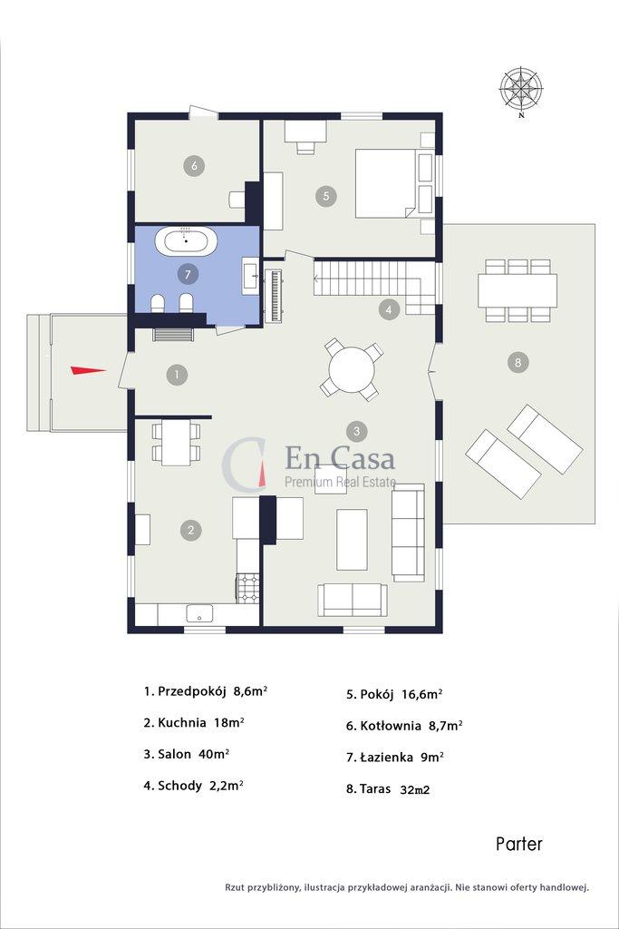 Dom na sprzedaż Kampinos, Kampions  180m2 Foto 12