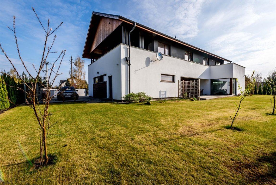 Dom na sprzedaż Borówiec  280m2 Foto 1