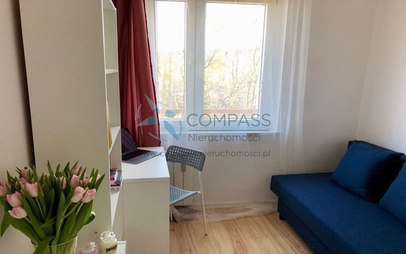 Mieszkanie czteropokojowe  na sprzedaż Poznań, Stare Miasto, Winogrady, os.Przyjaźni  54m2 Foto 4