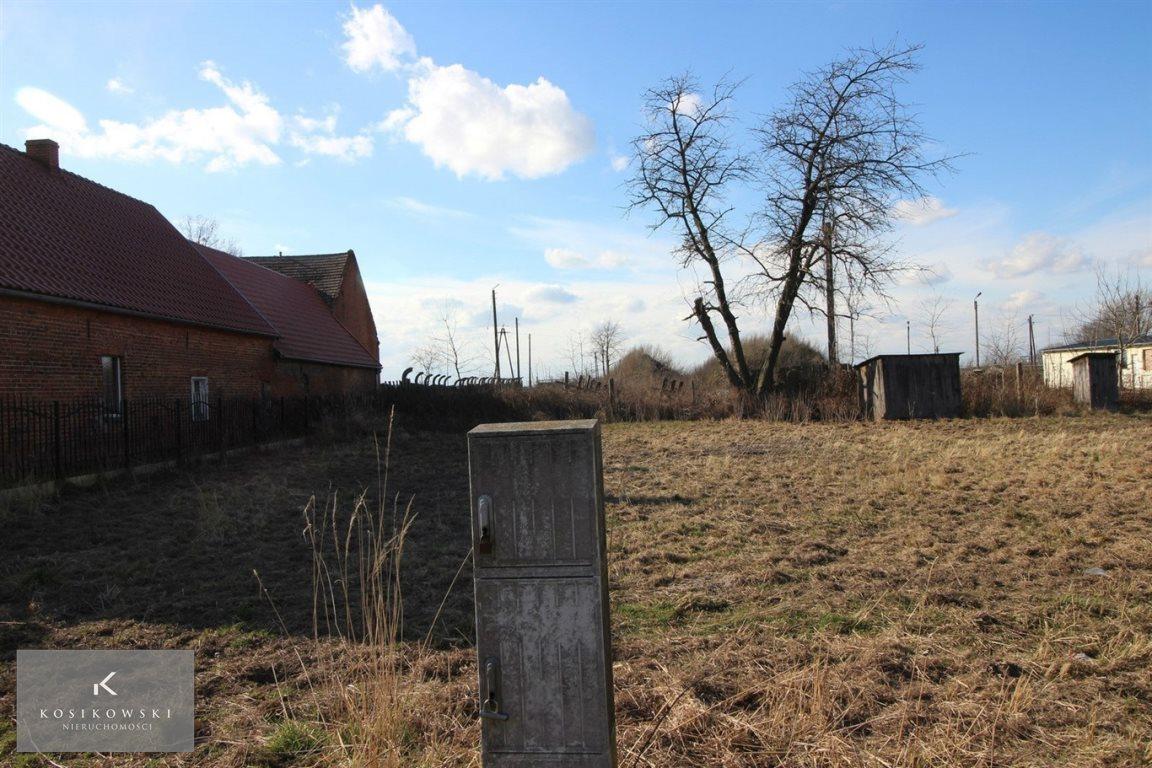 Działka budowlana na sprzedaż Namysłów, Ziemiełowice  1000m2 Foto 2
