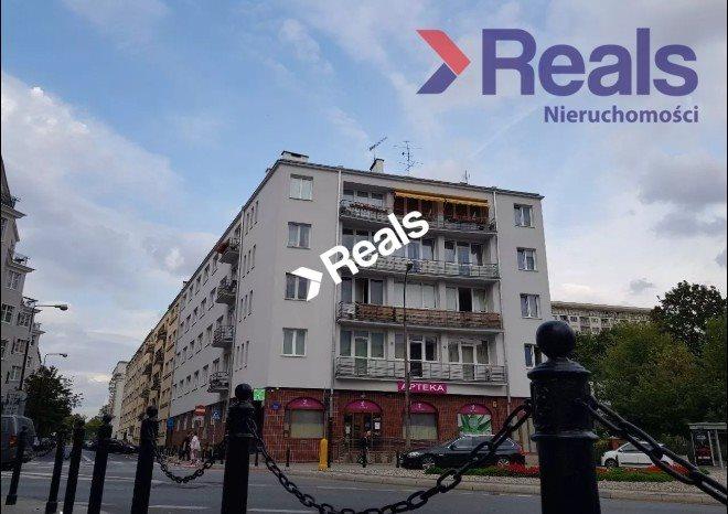 Mieszkanie dwupokojowe na sprzedaż Warszawa, Śródmieście, Stefana Jaracza  54m2 Foto 1
