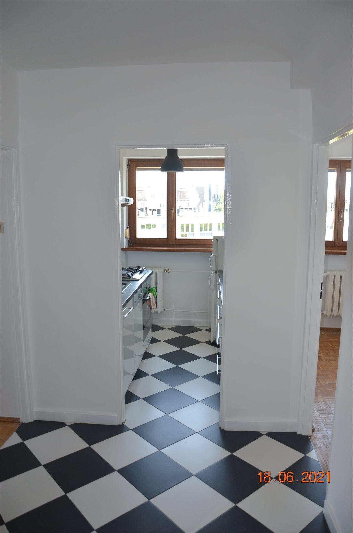 Mieszkanie trzypokojowe na sprzedaż Poznań, Jeżyce, Cypriana Kamila Norwida 19  48m2 Foto 1