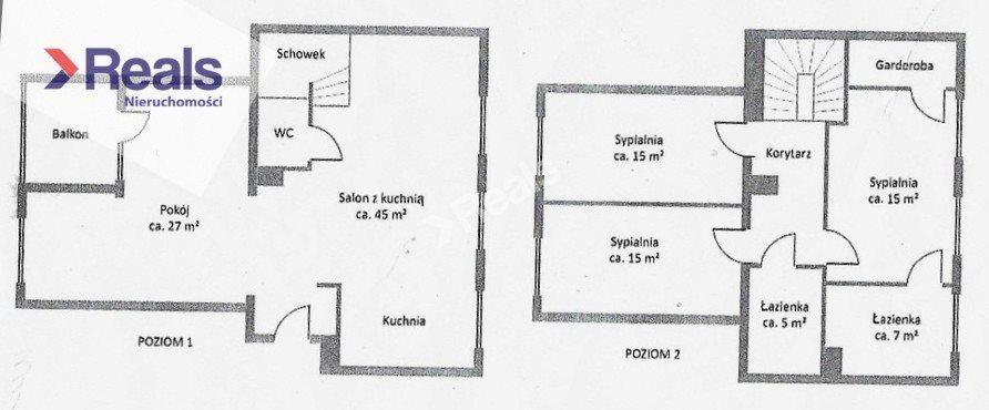 Mieszkanie na sprzedaż Warszawa, Praga-Południe, Gocław, Kompasowa  144m2 Foto 3