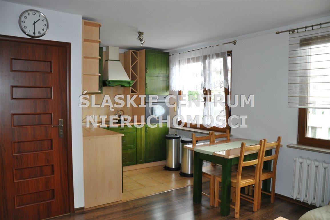 Mieszkanie trzypokojowe na wynajem Sosnowiec, Śródmieście, Naftowa  62m2 Foto 3