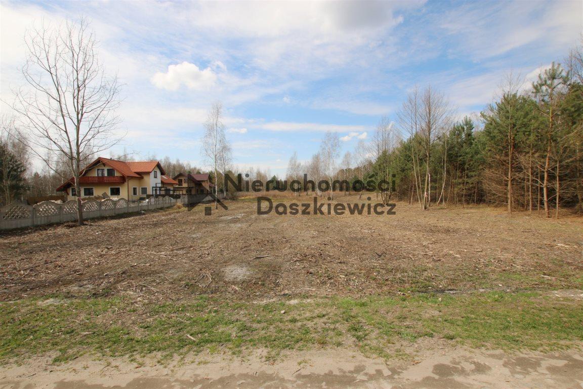 Działka budowlana na sprzedaż Rzakta, Borkowa  1500m2 Foto 1