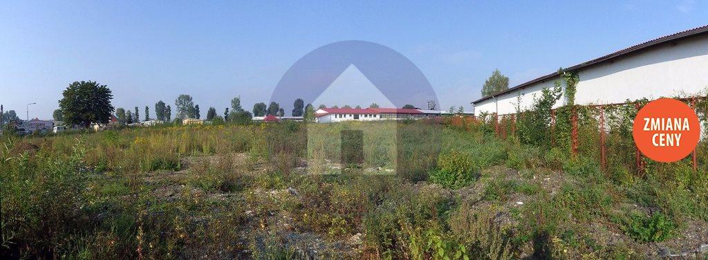 Działka przemysłowo-handlowa pod dzierżawę Kłodzko  6131m2 Foto 1
