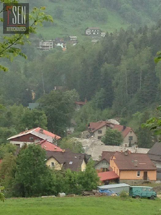 Działka inwestycyjna na sprzedaż Szczyrk, Dunacie, Cicha  3420m2 Foto 5