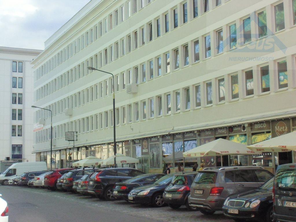 Lokal użytkowy na wynajem Warszawa, Śródmieście  210m2 Foto 2