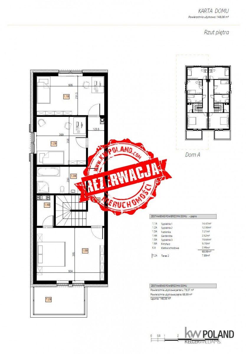 Dom na sprzedaż Poznań, Smochowice  148m2 Foto 7
