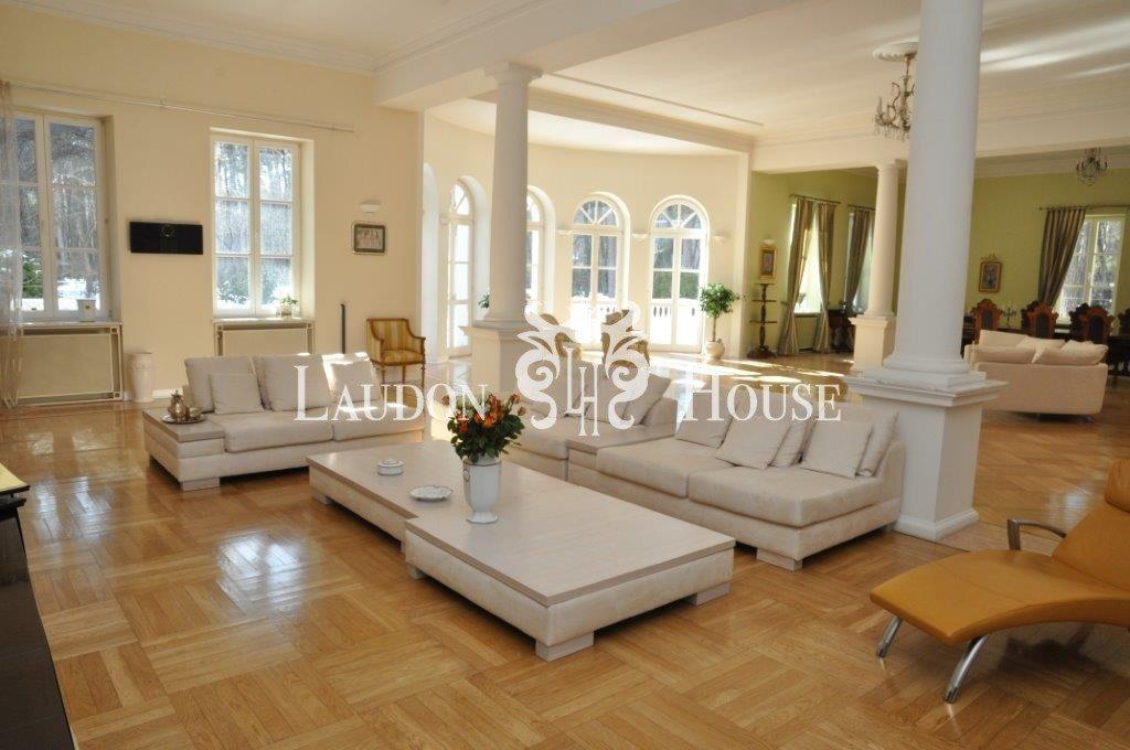 Dom na wynajem Konstancin-Jeziorna  1500m2 Foto 4