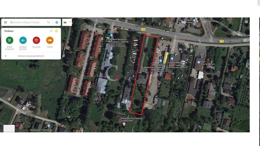 Dom na sprzedaż Otrębusy, Warszawska  600m2 Foto 6